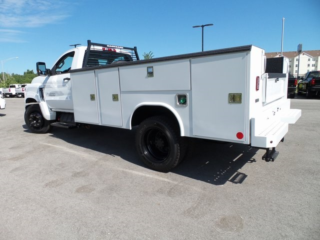 2019 Silverado Medium Duty DRW 4x2,  Reading Classic II Steel Service Body #3T4812 - photo 5