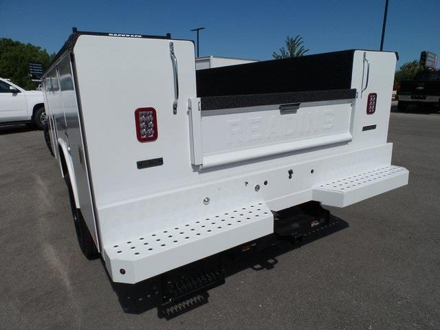 2019 Silverado Medium Duty DRW 4x2,  Reading Classic II Steel Service Body #3T4812 - photo 45