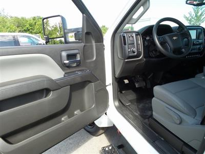 2019 Silverado Medium Duty DRW 4x2,  Reading Classic II Steel Service Body #3T4812 - photo 23