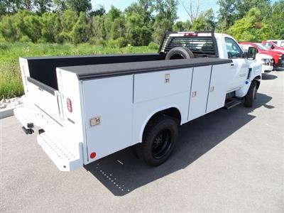 2019 Silverado Medium Duty DRW 4x2,  Reading Classic II Steel Service Body #3T4812 - photo 37
