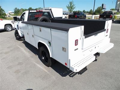 2019 Silverado Medium Duty DRW 4x2,  Reading Classic II Steel Service Body #3T4812 - photo 38
