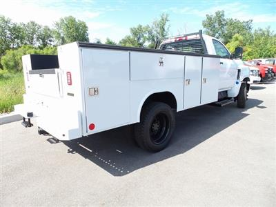 2019 Silverado Medium Duty DRW 4x2,  Reading Classic II Steel Service Body #3T4812 - photo 2