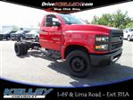 2019 Silverado Medium Duty Regular Cab DRW 4x2,  Cab Chassis #3T5301 - photo 1