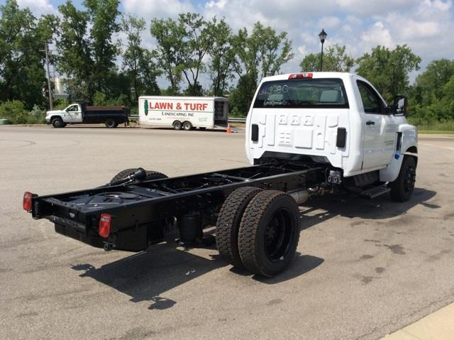 2020 Chevrolet Silverado 6500 Regular Cab DRW 4x2, Cab Chassis #3U5262 - photo 1