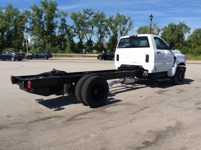 2020 Chevrolet Silverado 4500 Regular Cab DRW 4x2, Cab Chassis #3U5291 - photo 1