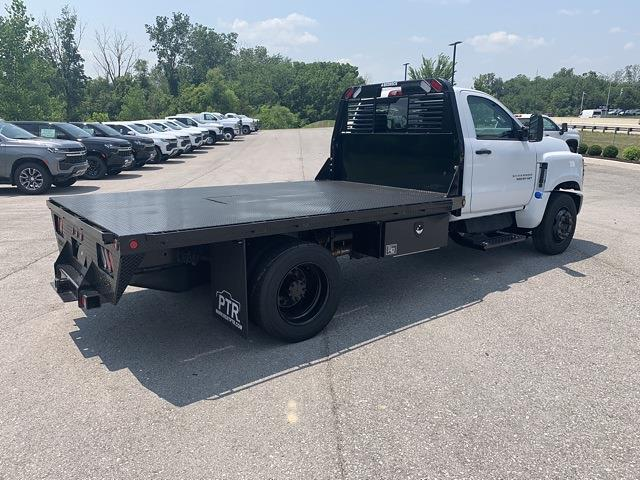 2020 Chevrolet Silverado 4500 Regular Cab DRW 4x2, Cab Chassis #3U5292 - photo 1