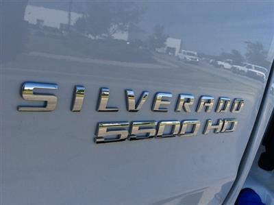 2020 Silverado 4500 Regular Cab DRW 4x2,  Bedrock Platform Body #3U5292 - photo 8