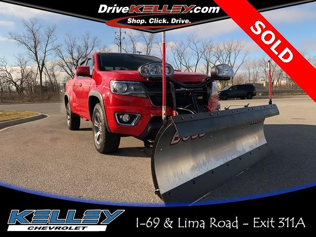 2016 Chevrolet Colorado Crew Cab 4x4, BOSS Pickup #3W45151 - photo 1