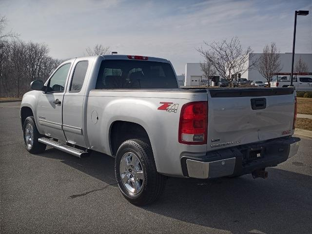 2012 GMC Sierra 1500 Extended Cab 4x4, Western Pickup #3W46655 - photo 1