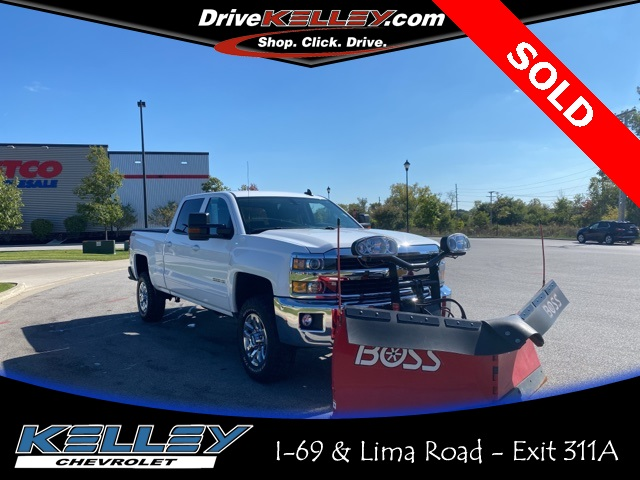 2015 Chevrolet Silverado 2500 Crew Cab 4x4, BOSS Pickup #M10131 - photo 1