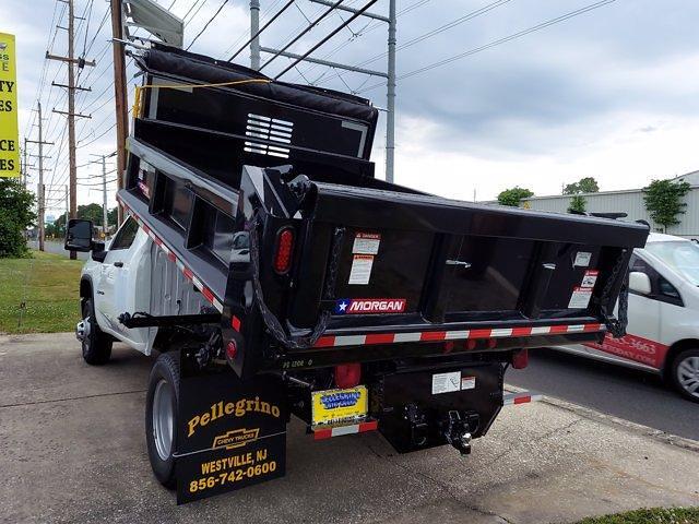 2021 Silverado 3500 Regular Cab 4x4,  Morgan Truck Body Dump Body #219586 - photo 5