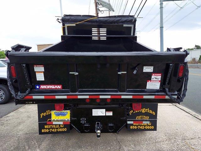 2021 Silverado 3500 Regular Cab 4x4,  Morgan Truck Body Dump Body #219586 - photo 6