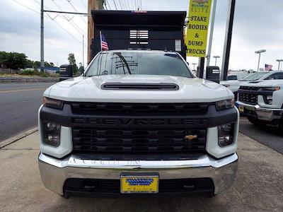 2021 Silverado 3500 Regular Cab 4x4,  Morgan Truck Body Dump Body #219586 - photo 3