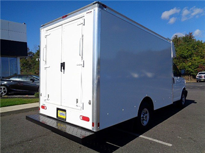 2017 Savana 3500, Supreme Spartan Cargo Cutaway Van #105162 - photo 2