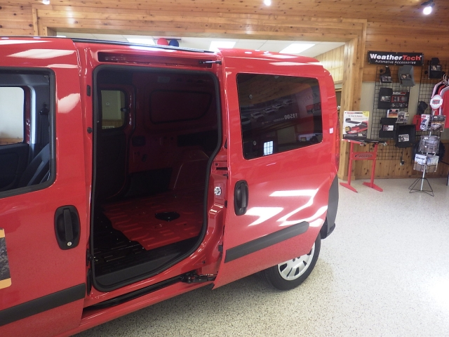 2015 ProMaster City, Cargo Van #DF353 - photo 21