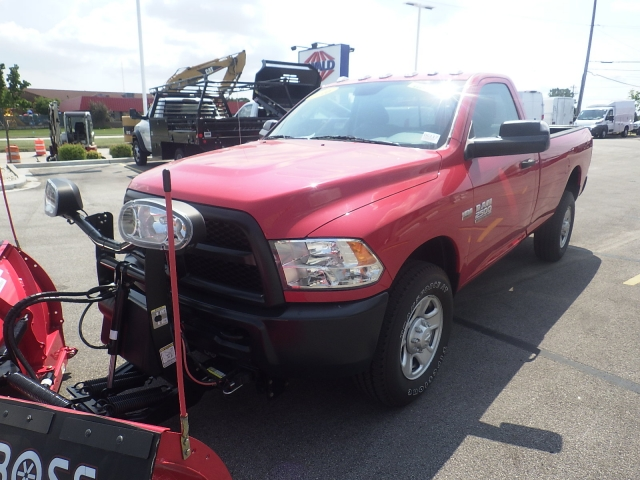2016 Ram 2500 Regular Cab 4x4, Pickup #DG117 - photo 10