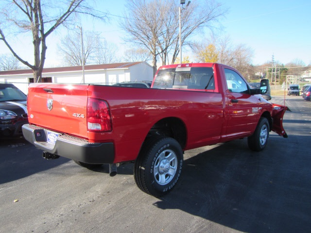 2016 Ram 2500 Regular Cab 4x4, Pickup #DG117 - photo 2