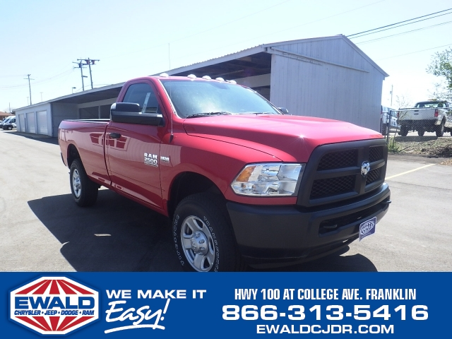 2016 Ram 2500 Regular Cab 4x4 Pickup #DG134 - photo 1