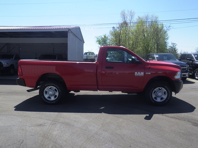 2016 Ram 2500 Regular Cab 4x4, Pickup #DG134 - photo 3
