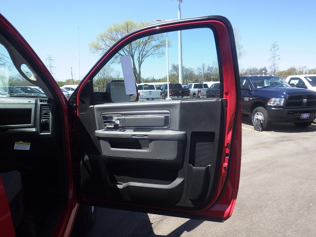 2016 Ram 2500 Regular Cab 4x4, Pickup #DG134 - photo 23