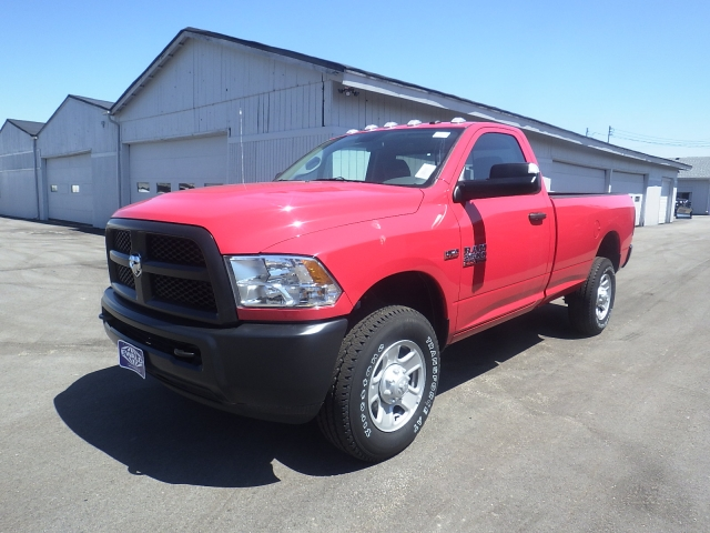 2016 Ram 2500 Regular Cab 4x4, Pickup #DG134 - photo 8