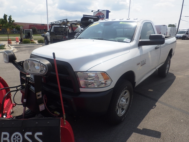 2016 Ram 2500 Regular Cab 4x4, Pickup #DG156 - photo 11