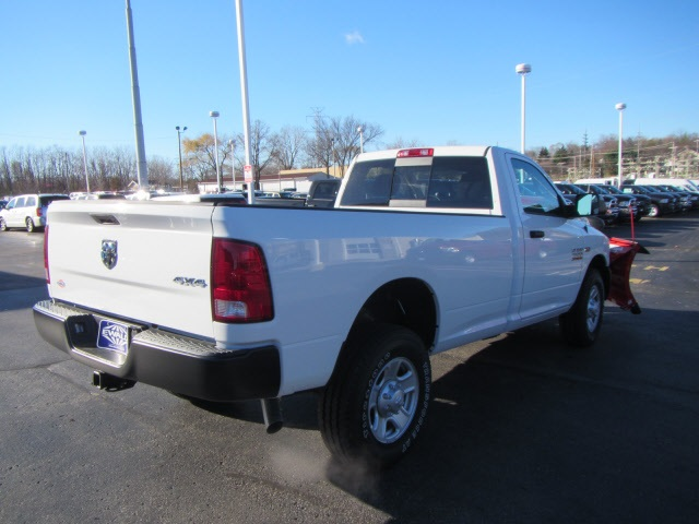 2016 Ram 2500 Regular Cab 4x4, Pickup #DG156 - photo 2