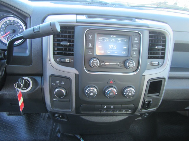 2016 Ram 2500 Regular Cab 4x4, Pickup #DG156 - photo 4