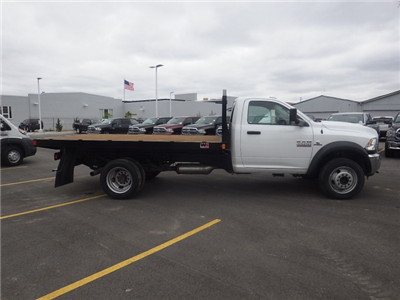 2016 Ram 4500 Regular Cab DRW, Monroe Platform Body #DG264 - photo 3