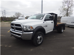 2016 Ram 4500 Regular Cab DRW, Monroe Platform Body #DG264 - photo 6