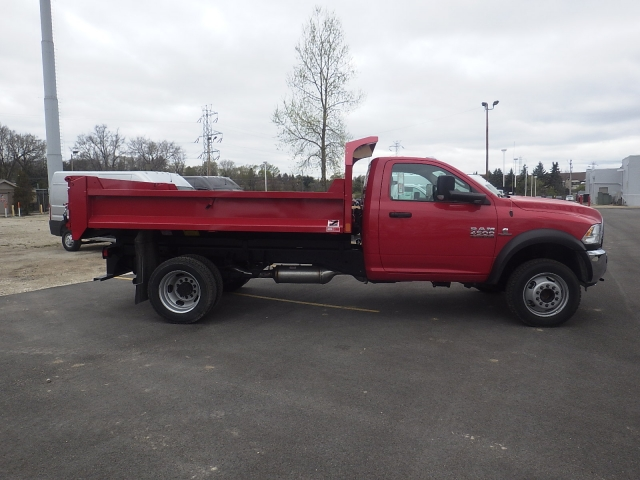 2016 Ram 4500 Regular Cab DRW 4x4, Monroe Dump Body #DG283 - photo 3