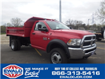 2016 Ram 4500 Regular Cab DRW 4x4, Monroe Dump Body #DG283 - photo 1
