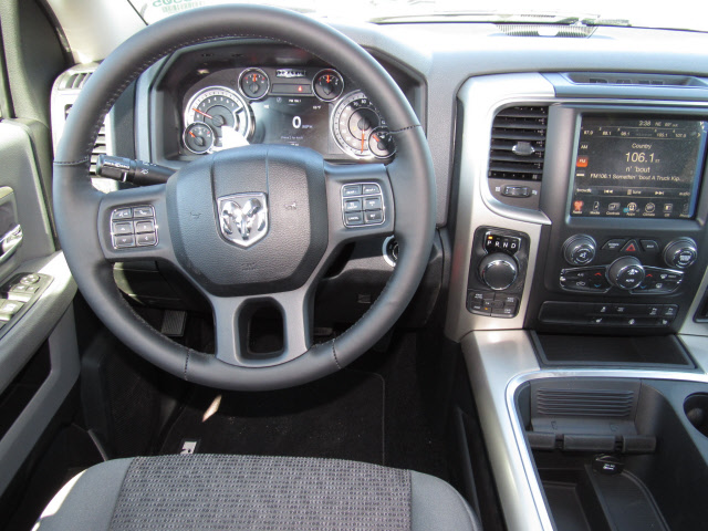 2016 Ram 1500 Crew Cab 4x4, Pickup #DG305 - photo 3