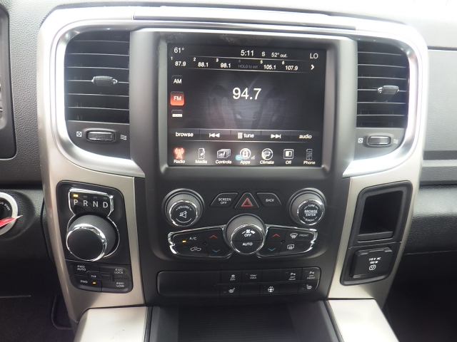 2016 Ram 1500 Crew Cab 4x4, Pickup #DG313 - photo 16
