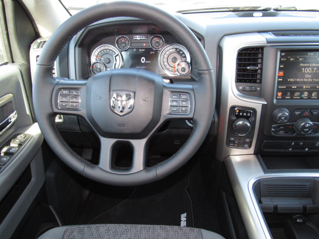 2016 Ram 1500 Crew Cab 4x4, Pickup #DG335 - photo 3