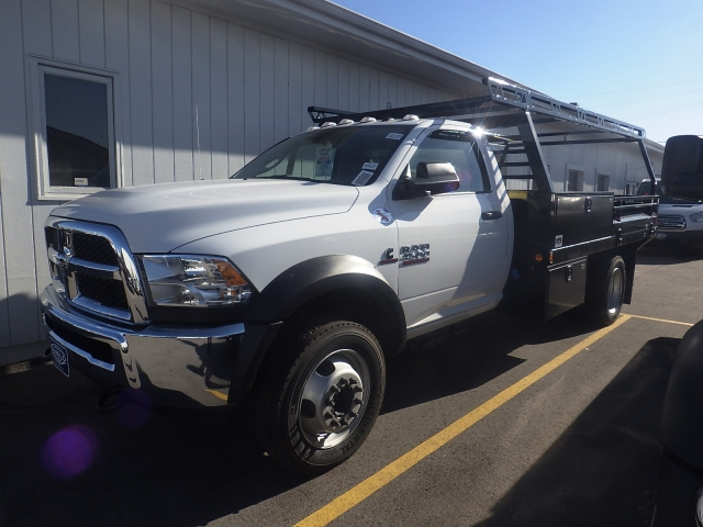 2016 Ram 4500 Regular Cab DRW, Contractor Body #DG441 - photo 7
