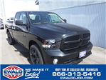 2017 Ram 1500 Quad Cab 4x4, Pickup #DH105 - photo 1