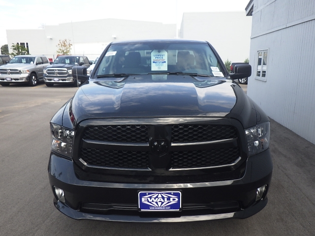 2017 Ram 1500 Quad Cab 4x4, Pickup #DH106 - photo 10