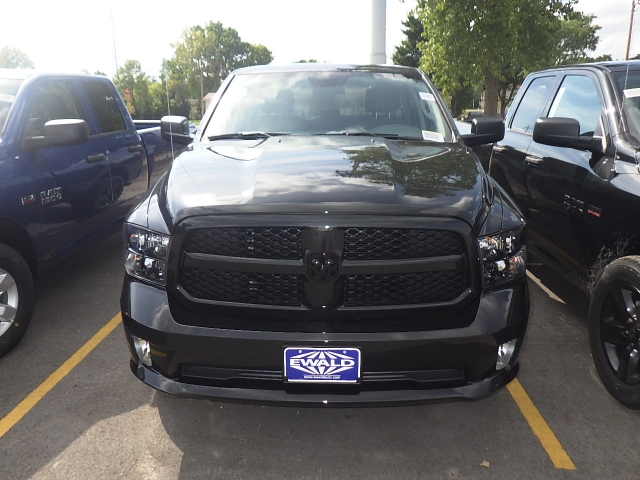2017 Ram 1500 Quad Cab 4x4, Pickup #DH107 - photo 4