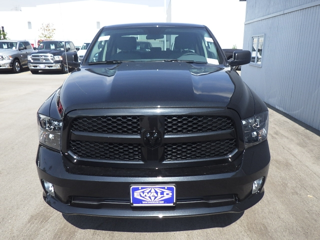 2017 Ram 1500 Quad Cab 4x4, Pickup #DH107 - photo 9