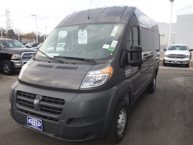 2017 ProMaster 2500, Cargo Van #DH111 - photo 13