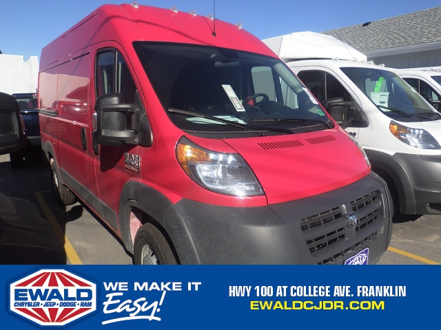 2017 ProMaster 2500 High Roof, Cargo Van #DH112 - photo 1