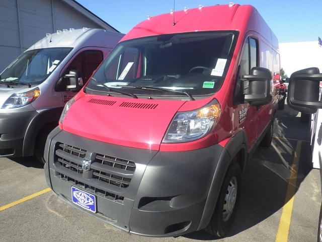 2017 ProMaster 2500, Cargo Van #DH112 - photo 4