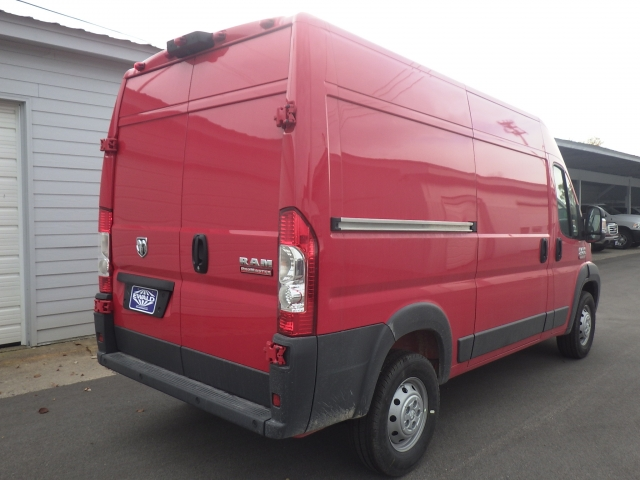 2017 ProMaster 2500, Cargo Van #DH112 - photo 9