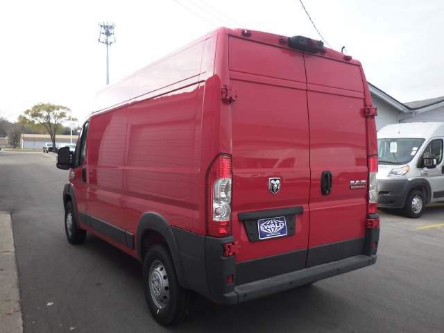 2017 ProMaster 2500, Cargo Van #DH112 - photo 14