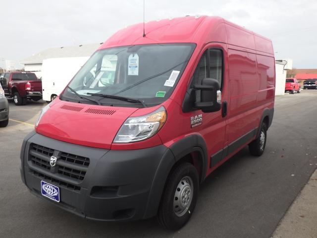 2017 ProMaster 2500, Cargo Van #DH112 - photo 15