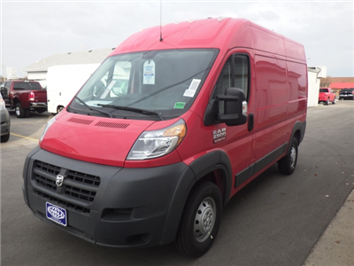 2017 ProMaster 2500 High Roof, Cargo Van #DH112 - photo 15