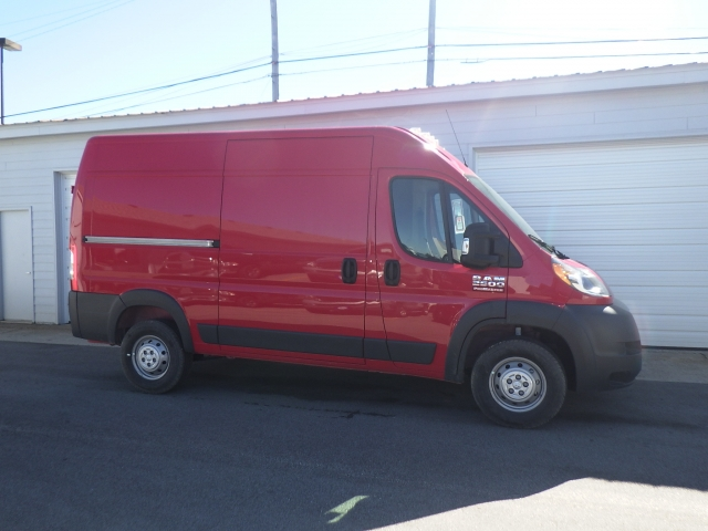 2017 ProMaster 2500 High Roof, Cargo Van #DH113 - photo 3