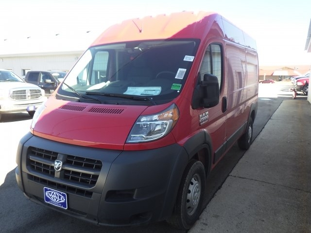 2017 ProMaster 2500 High Roof, Cargo Van #DH113 - photo 11