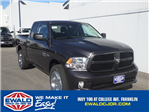 2017 Ram 1500 Quad Cab 4x4, Pickup #DH132 - photo 1